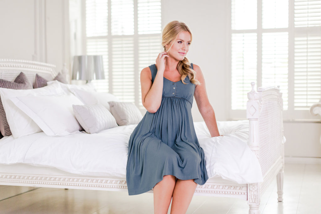 luxury maternity nightwear pyjamas