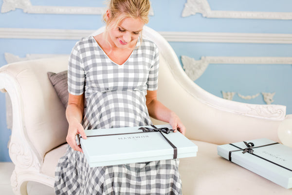 Maternity nightwear and loungewear
