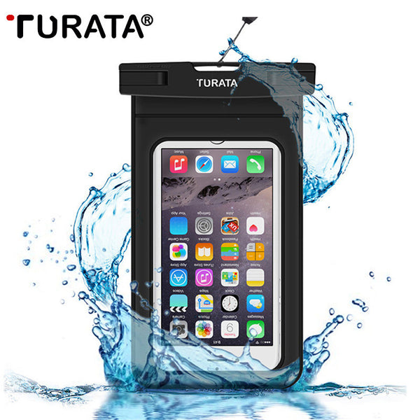 Universal Waterproof Case for iPhone 7 6 6S Plus Samsung Galaxy S7 S6 Edge Note 5