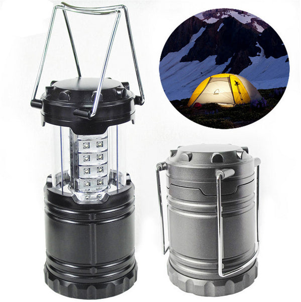 30 LED Camping Lantern Multifunction Outdoor Portable Mini Lantern