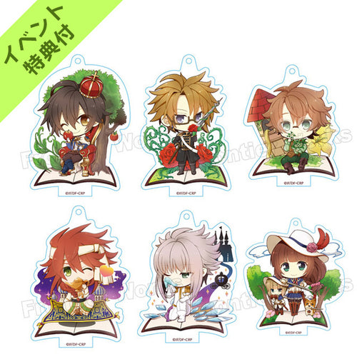 Code: Realize Fairytale Ver. Acrylic Stands