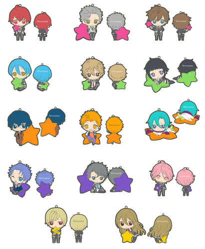 Starry Sky Double Sided Movic Rubber Straps