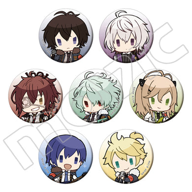 (Pre-order) Collar x Malice x Vocaloid Can Badges