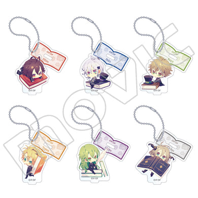 [PRE-ORDER, ARRIVING NOVEMBER 18] MOVIC EXCLUSIVE Amnesia Library Acrylic Stands