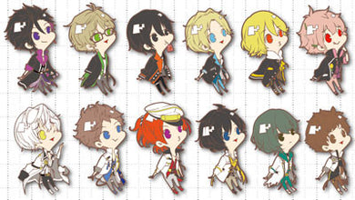 Tsukiuta -The Animation- Rubber Strap Collection
