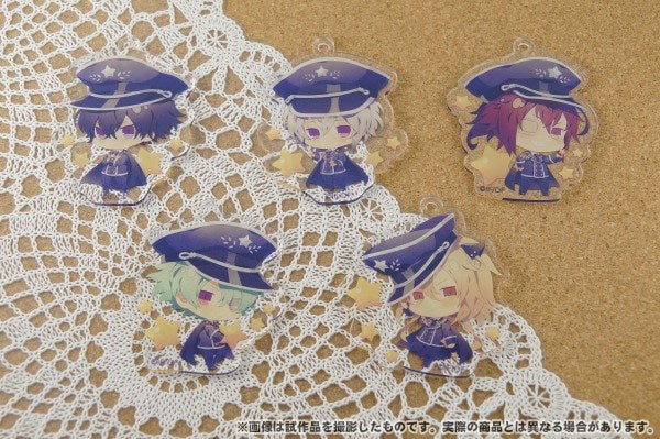 Collar x Malice Movic Acrylic Charms