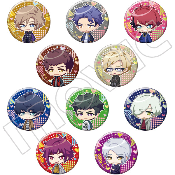 A3! Trading Badges Chibi Version (Autumn and Winter Troupe)
