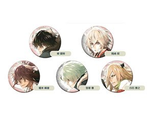Collar x Malice Kira Kira Can Badges Vol. 1