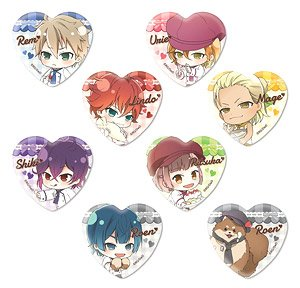 Dance with Devils Heart Badges