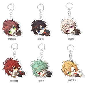 Collar x Malice Chara Fortune Acrylic Charms