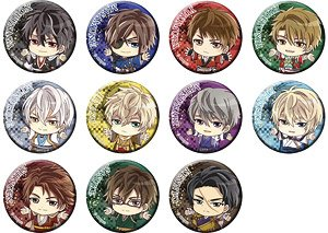 Ikemen Sengoku Koi Can Badges Vol. 2