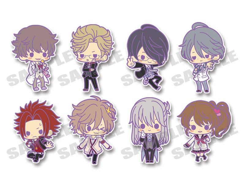 Brothers Conflict ~SIDE B~ ES Nino Rubber Straps