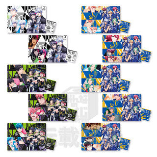 B-Project ~Next Dream~ Minna no Kuji Clear File and Memo Set