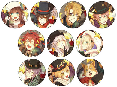 (PRE-ORDER) RANDOM Otomate Store Winter Fair: Code:Realize Can Badges