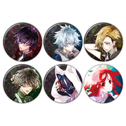 (Pre-order) Stellaworth x Psychedelica of the Black Butterfly Can Badges