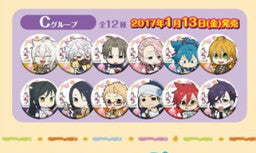 Touken Ranbu -HANAMARU- x Animate Cafe Collaboration C-Set Pins