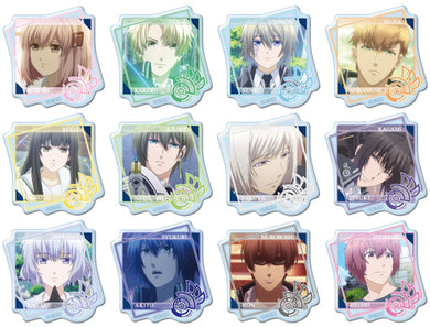 Norn9 Anime Pins