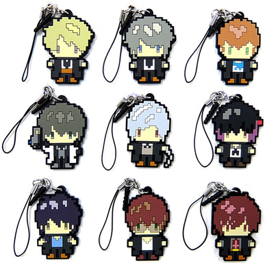 Norn9 Dot Rubber Charms