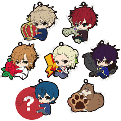 Dance with Devils Pita Colle Rubber Charms