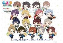 Tsukipro x Character Crepe Collaboration Goods