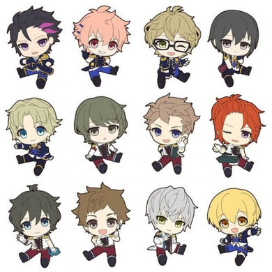 Tsukiuta -The Animation- Petanko Rubber Straps