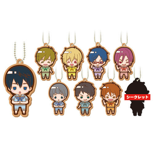 FREE! ~Flower Afternoon~ Taito Kuji Cookie Straps