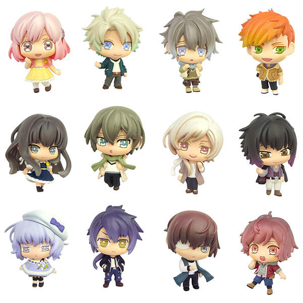 Norn9 ~Last Era~ Mini Figures