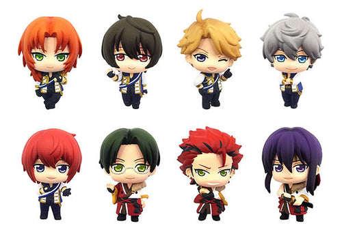 Ensemble Stars! Color Colle Vol. 2 Mini Figures