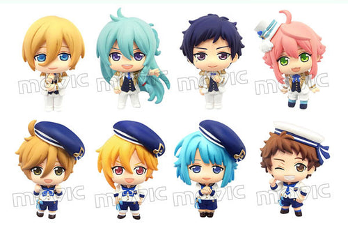 Ensemble Stars! Color Colle Vol. 3 Mini Figures