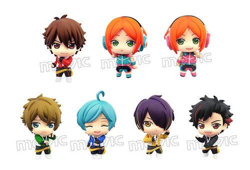Ensemble Stars! Color Colle Vol. 4 Mini Figures