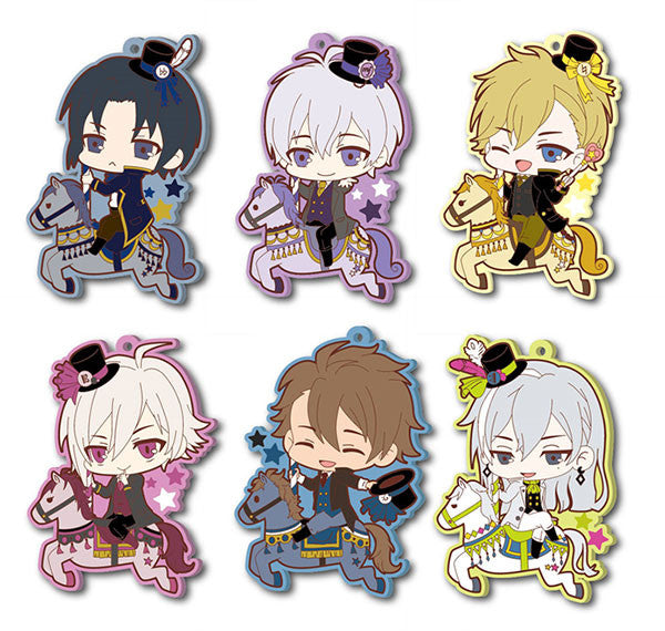 Idolish7 Toji Colle Rubber Badges Vol. 2