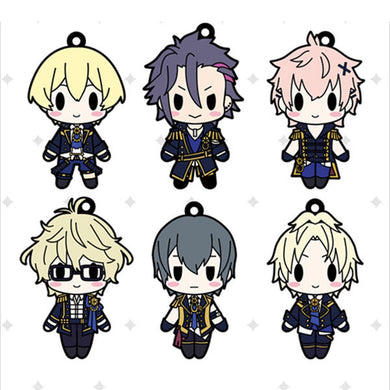 Tsukiuta -The Animation- D4 Rubber Straps: Six Gravity