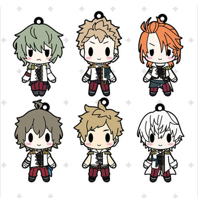 Tsukiuta -The Animation- D4 Rubber Straps: Procellarum