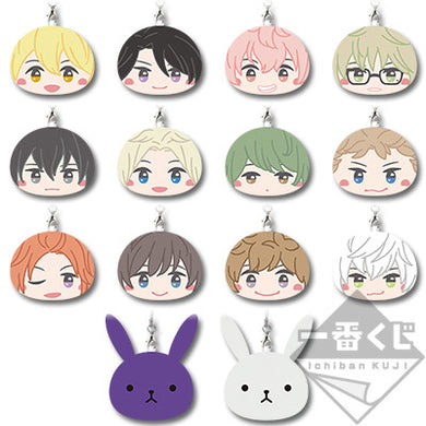 Tsukiuta ~WONDERFUL TIME~ Ichiban Kuji Omanjuu Plushes