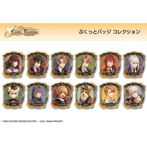 Code:Realize Badges
