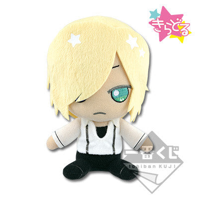 Yuri On Ice!! ~Sweet Time~ Ichiban Kuji C-Prize Yuri Plisetsky Plush