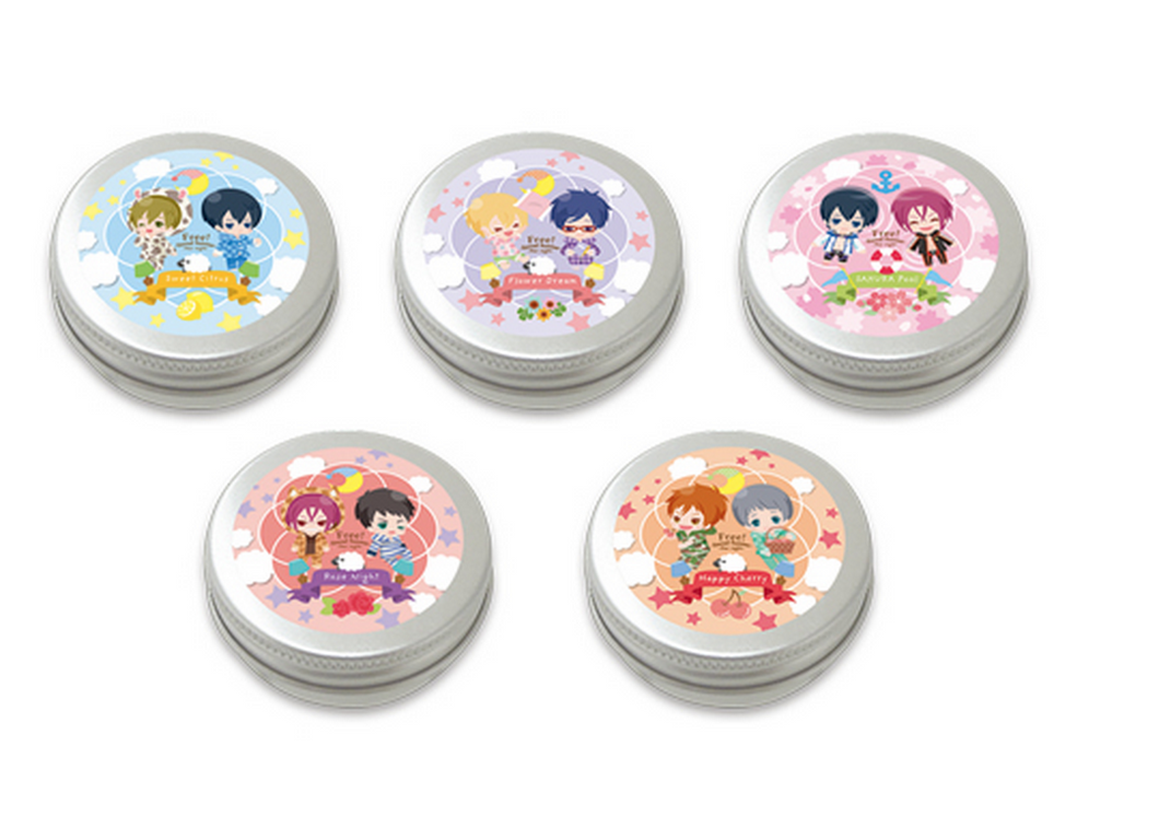 FREE! ~Star Night~ Taito Kuji Fragrances