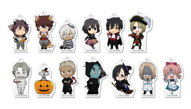 Blood Blockade x Animate Cafe Acrylic Charms