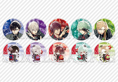 (Pre-Order) Exclusive Code: Realize -SECRET MISSION- Can Badges