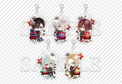 (LIMITED) Collar x Malice -SECRET MISSION- Acrylic Keyholders