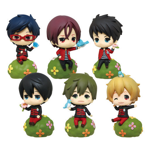 FREE! ~Flower Afternoon~ Taito Kuji Figures