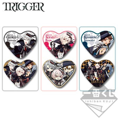 Idolish7 ~IDOLISH7 VS. TRIGGER~ Trigger Pin Sets