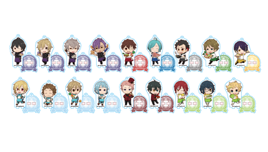 Ensemble Stars! x Animate Cafe Collaboration Acrylic Stands B