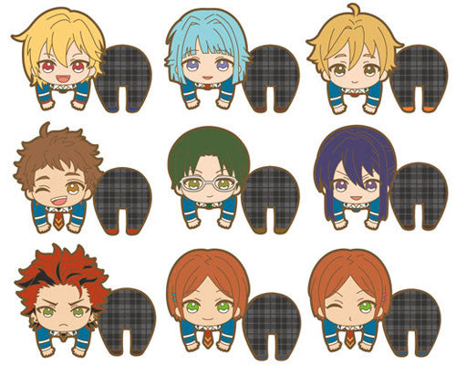 Ensemble Stars! Rubber Clip Badges Vol. 3