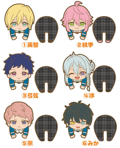 Ensemble Stars! Rubber Clip Badges Vol. 4