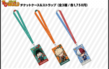 (Pre-order) MY HERO ACADEMIA x J-World Collaboration Goods