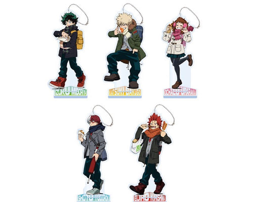 (Pre-Order Goods, Arriving 2nd week of March) My Hero Academia x Sega Collabo Cafe Collaboration Goods