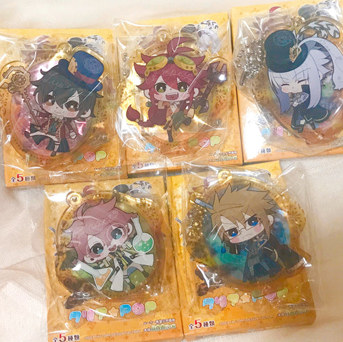 Code: Realize POP Acrylic Stands