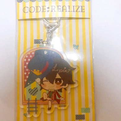(Rare) Code:Realize Summer City Acrylic Keyholder: Lupin