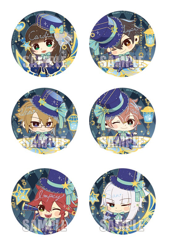 Code:Realize ~Shirogane no Kiseki~ Can Badges